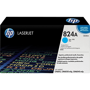 HP 824A (CB385A) Cyan Original LaserJet Image Drum