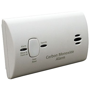 Kidde Nighthawk Battery Operated Carbon Monoxide Alarm, 4/Pack