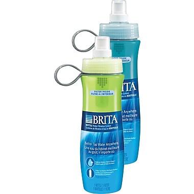 Bouteilles d'eau Brita