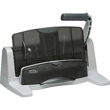 Swingline® LightTouch™ Heavy-Duty 2- to 3-Hole Punch, 40 Sheet Capacity