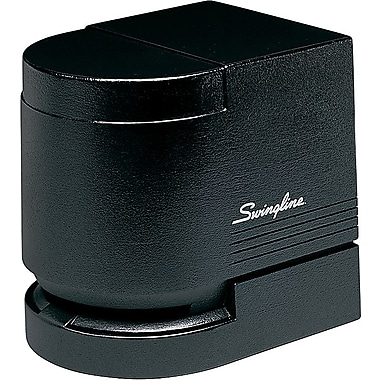 Swingline® Heavy Use Desktop Cartridge Electric Stapler, 25 Sheet Capacity, Black
