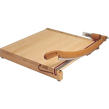 Swingline® ClassicCut™ Ingento® 18in. Paper Trimmer, 15 Sheet Capacity, Maple