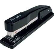Swingline Commercial Desktop Full Strip Stapler, 20 Sheet Capacity, Black