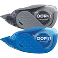 Staples® OOPS!™ Correction Tape w/Grip, 2/Pack