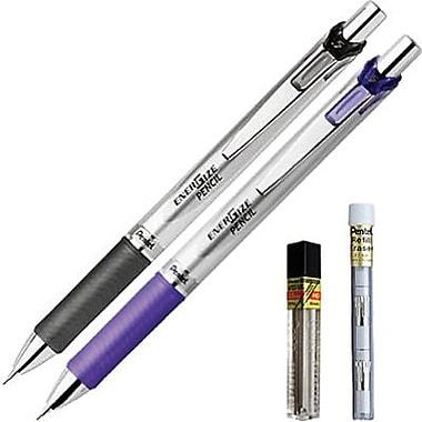 Pentel® - Portemine Energize, trousse de départ, 0,5 mm