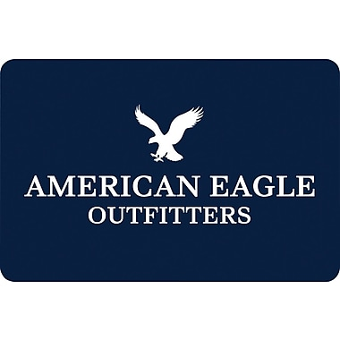 American Eagle Gift Card $50 (Email Delivery)