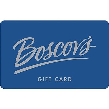 Boscov's Gift Card $100