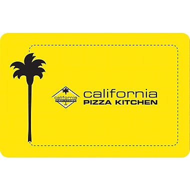 California Pizza Kitchen Gift Card $50 (Email Delivery)