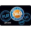 Dave n' Busters Gift Cards