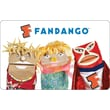 Fandango Gift Card $25 (Email Delivery)