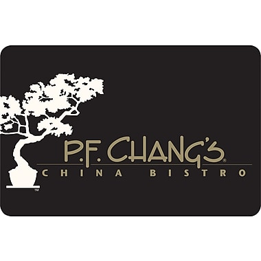 PF Changs Gift Card $50 (Email Delivery)