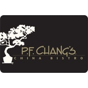 PF Changs Gift Card $100