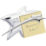 Baudville® Silver Star Gift Set with Notepad Holder and Letter Opener, You Make the Difference
