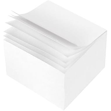 "Staples® Memo Cube, Sheets, 3-1/4"" x 3-1/4"