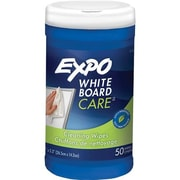 Expo® Whiteboard Cleaning Wipes