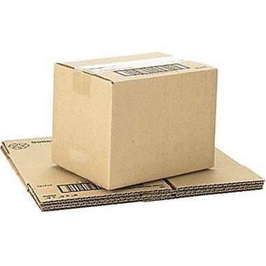 ICONEX/NCR Brown Kraft Corrugated Cartons, 8