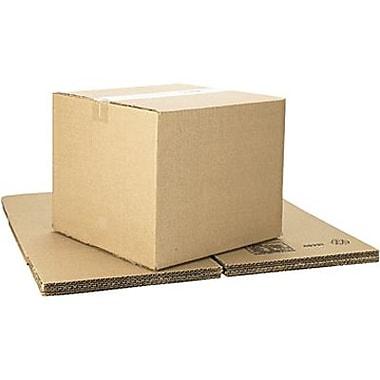 Boîtes en carton ondulé ICONEX/NCR kraft brun, 12 x 12 x 10 po, paq./25 (69221)