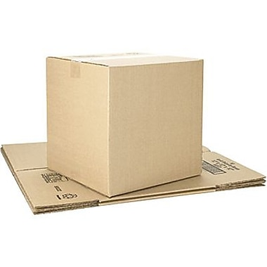 ICONEX/NCR Brown Kraft Corrugated Cartons, 12