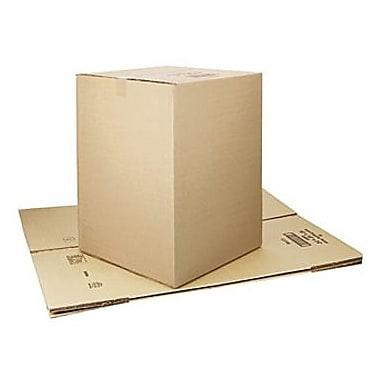Boîtes en carton ondulé ICONEX/NCR kraft brun, 24 x 18 x 18 po, paq./10 (69884)