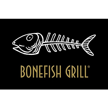 Bonefish Gift Card, $100