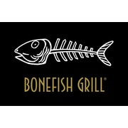 Bonefish Gift Card, $50
