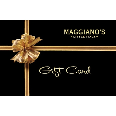 Maggiano's Gift Card, $100