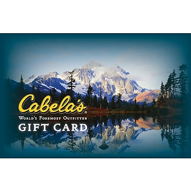 Cabela's Gift Cards