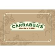 Carrabbas Gift Card, $100