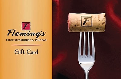 Flemings Gift Cards