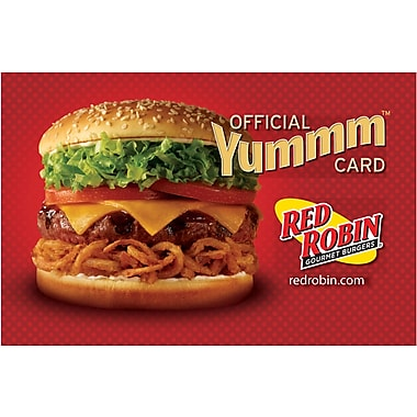 Red Robin Gift Card $100