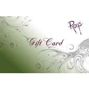 Roys Gift Card, $100