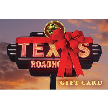 Texas Roadhouse Gift Card $100 (Email Delivery)