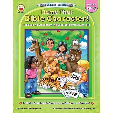 Carson-Dellosa Fun-Faith Builders Resource Book