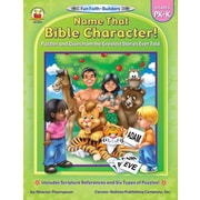 Carson-Dellosa Fun-Faith Builders Resource Book