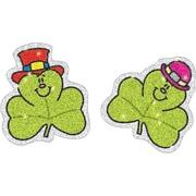 Carson-Dellosa Shamrocks Dazzle™ Stickers