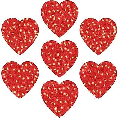 Carson-Dellosa Hearts, Red Dazzle™ Stickers