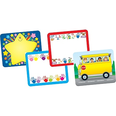 Carson-Dellosa Nametag Assortment Set