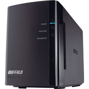 Buffalo LinkStation Duo LS-WX4.0TL/R1 2-Bay 4TB Network Attached Storage (NAS)