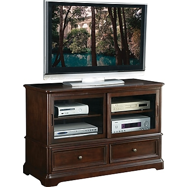 OSP Designs™ 48in. Bennington TV Stand, Walnut