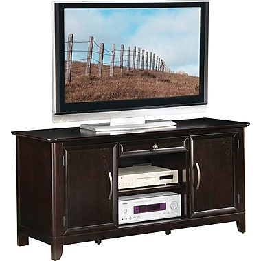 OSP Designs™ 54in. Claremont TV Stand, Espresso
