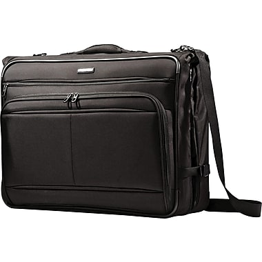 Samsonite DKX 2.0 Ultra Valet Garment Bag, Black