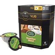 Keurig® Vue® Pack Green Mountain® Breakfast Blend Coffee, Regular, 16/Pack