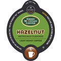 Keurig Vue Pack Green Mountain Hazelnut Coffee, Regular, 16/Pack