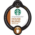Keurig Vue Pack Starbucks House Blend Coffee, Regular, 16/Pack