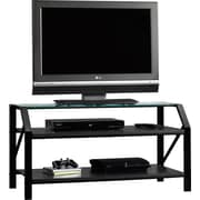 Sauder® Beginnings Panel TV Stand, Black