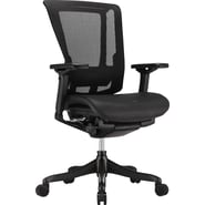 Raynor nefil Elite Smart Motion Mesh Managers Chair, Tech Black