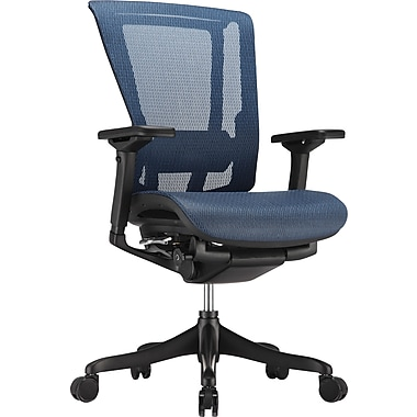 nefil Elite Smart Motion Mesh Managers Chair, Tech Blue