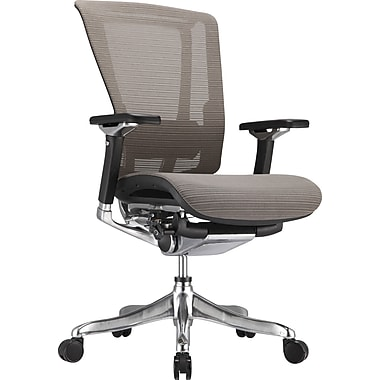 nefil Pro Smart Motion Mesh Managers Chair, 3D Gray