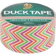 "Duck Tape® Brand Duct Tape, Zig Zag, 1.88""x 10 Yards"