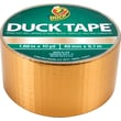 Duck Tape Brand Duct Tape, Gold, 1.88in.x 10 Yards